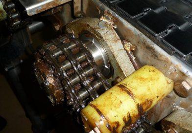 NSK resuelve las averias sucedidas en la cinta transportadora de una planta de bebidas