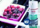 Iwis VP8 FoodPlus Spray el relubricante para cadenas de aplicaciones de la industria alimentaria