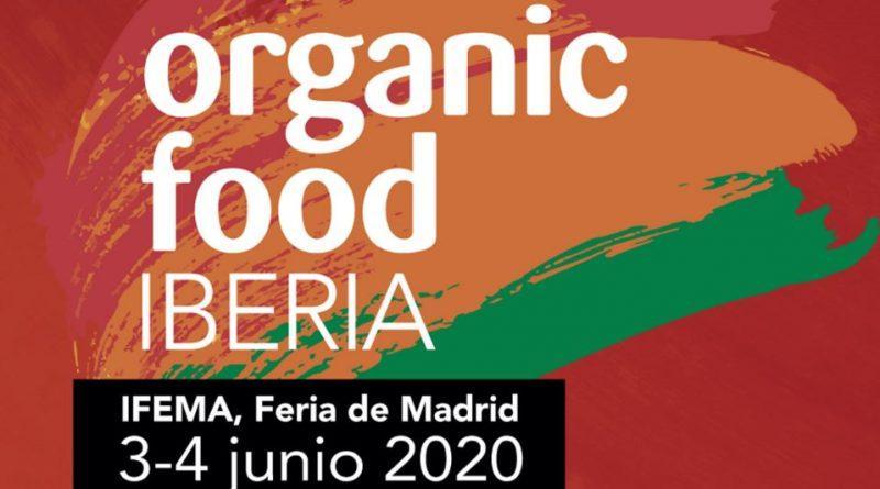 Más países se une a Organic Food Iberia 2020