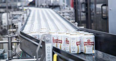 Bali Hai, confía en una línea completa para latas de Sidel
