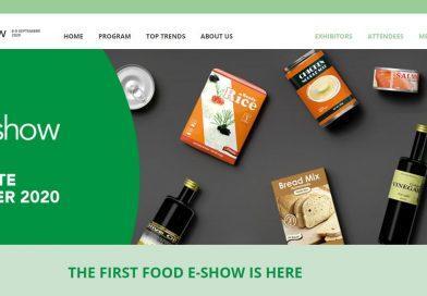 The FoodEshow, la cita digital internacional de los actores de la industria agroalimentaria