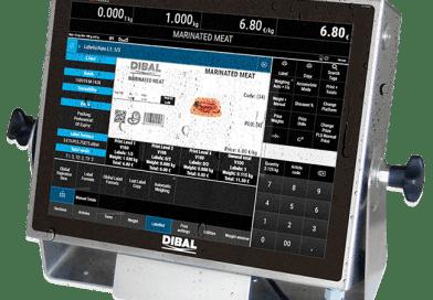 Dibal presenta la nueva generación de indicadores de peso y PC industriales