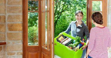 MB Food & Delivery de BITO: la caja óptima para la entrega de alimentos frescos y congelados