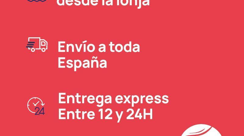 El sector pesquero español se suma al Black Friday