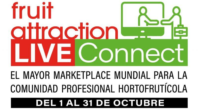 Fruit Attraction LIVEConnect mantiene activa y abierta