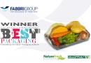 """El nuevo film compostable NATURE FRESH galardonado con el premio italiano """"Packaging Oscar"""""""